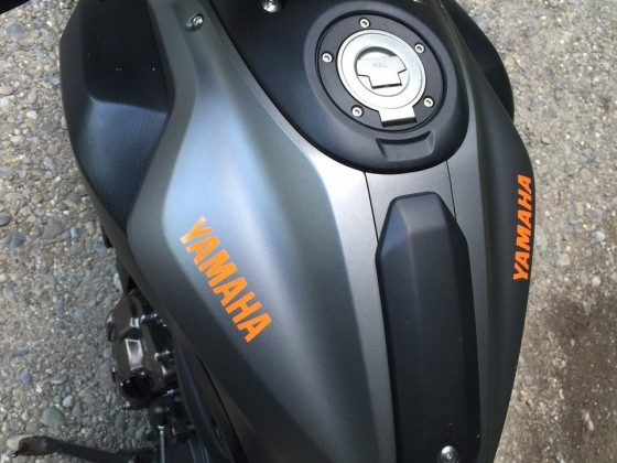 Orange Yamaha Logos