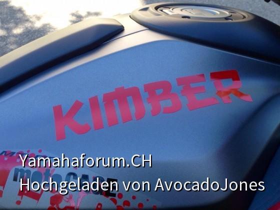 MT 07 Moto Cage 2015 Kimber